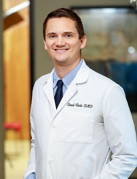 Dr. Daniel Radu