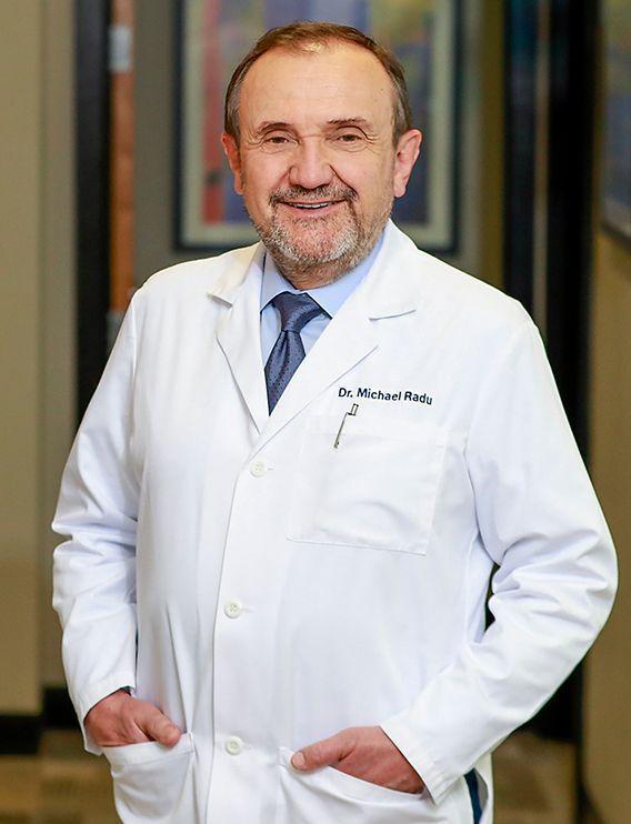 Dr. Michael Radu
